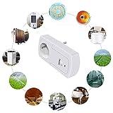 TianranRT Wifi Smart Stecker/Buchse Mit Temperatur Luftfeuchtigkeit Controller Timer Steckdose