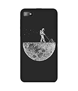 Moon Gardening BlackBerry Z10 Case