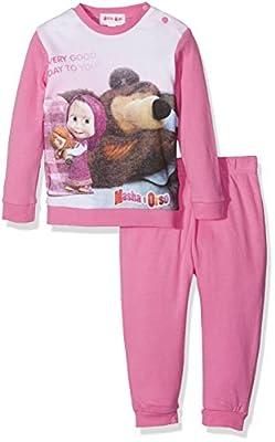 MASHA E ORSO Pigiama, Pijama Para Bebés