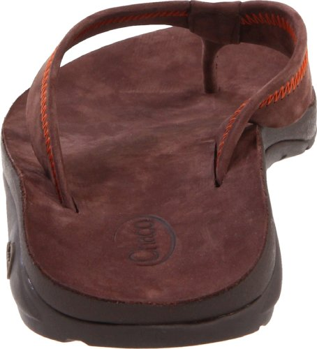 Klapki Chaco Flippin Chill Chocolate Brown Mens J102343 Braun