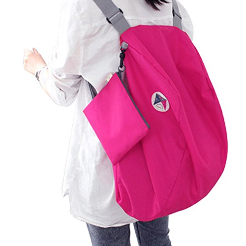 Ishowstore, Borsa a zainetto donna Rose Red