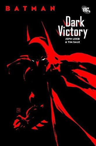 Batman: Dark Victory (Für Halloween Batman)