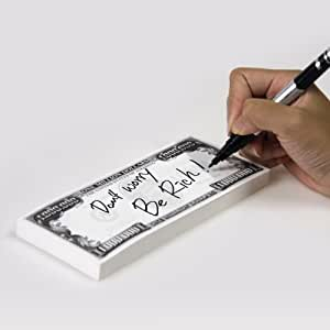 PA Design- Dollars Bloc notes