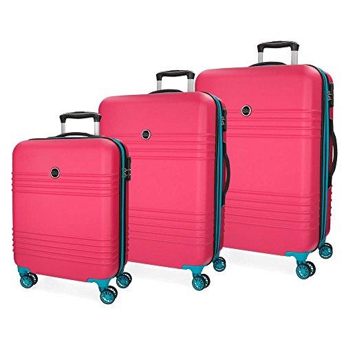 Roll Road India Set 3 maletas