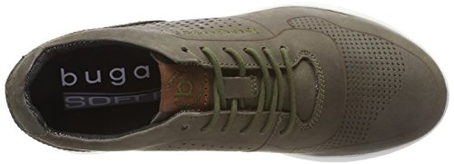 Bugatti Men 321507011500 Sneaker Verde (verde)