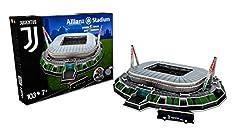 Idea Regalo - Giochi Preziosi - Nanostad Puzzle 3D Stadio, Juventus Stadium