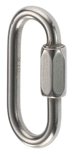 Camp 5 mm Oval Stainless Steel Quick Link by Camp