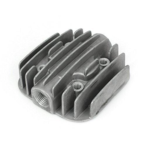 Compressore d'aria Ricambi metallo testata 19 millimetri filettato