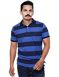EASY 2 WEAR Mens Collar T.Shirt (Plus Sizes)