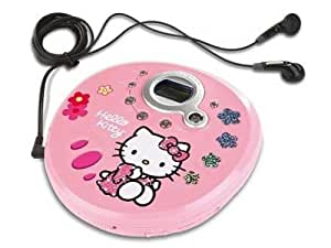 Smoby - 27173 - Musique - CD Player - Hello Kitty