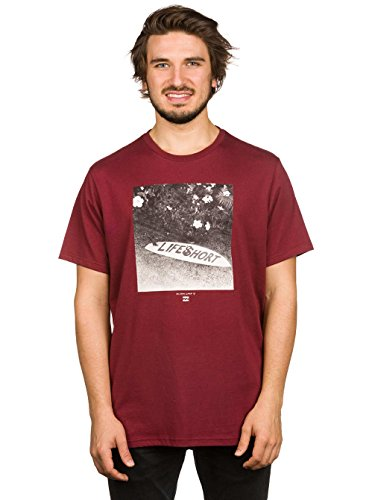 Billabong Herren Lifes Short Sleeve Tee T-Shirt Fig