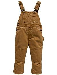 Effetto /'Stonewash/' Ragazze Ragazzi Bambini KID001 Key Industries Salopette Bambini