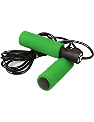 Jump Rope - TOOGOO(R) Aerobic Exercise Skipping Jump Rope Adjustable Bearing Speed Fitness