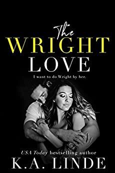 The Wright Love by [Linde, K.A.]