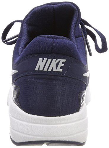 Nike Air Max Zero Essential, Sneakers Basses Homme Bleu (Midnight Navy/white-pure Platinum)