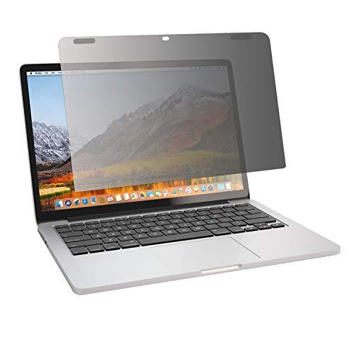 """Slabo Blickschutzfolie MAGNETISCH für Apple MacBook Pro Retina Display 15"""" Zoll (2012-2015) Sichtschutz Displayschutzfolie View Protection Schwarz - Privacy"""
