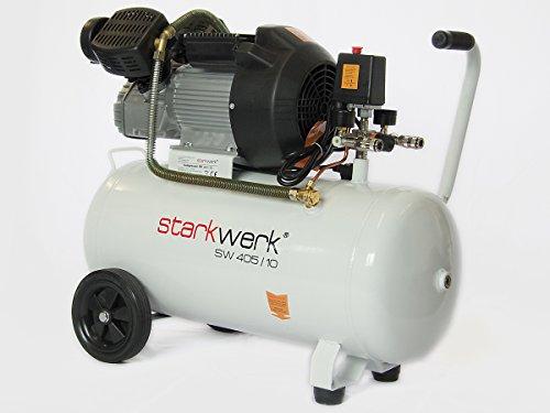 Starkwerk Druckluft Kompressor SW 405/10