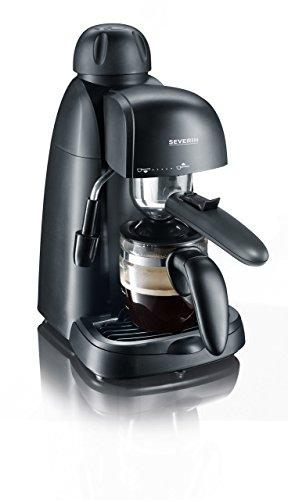 Severin KA 5978 Espressoautomat, schwarz (Zertifiziert und Generalüberholt)