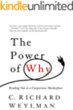 The Power of Why: Breaking Out In a Competitive Marketplace