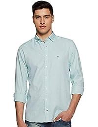 8a45d26f457d4 Tommy Hilfiger Men s Shirts Online  Buy Tommy Hilfiger Men s Shirts ...