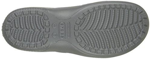 crocs Crocs Freesail Damen Clogs Silber (Silver)
