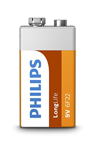 Philips - 54955 - Pile 9 V - Longlife
