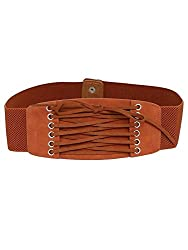 Alvaro Castagnino Brown Colored Belt For Women