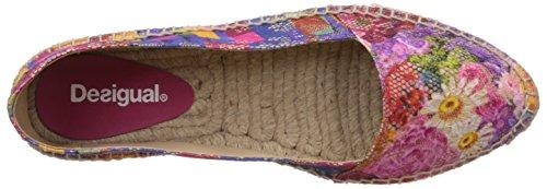 Desigual - Shoes_gabriela 8, Ballerine Donna Rosa (Pink (3062 FUXIA MAGICO))