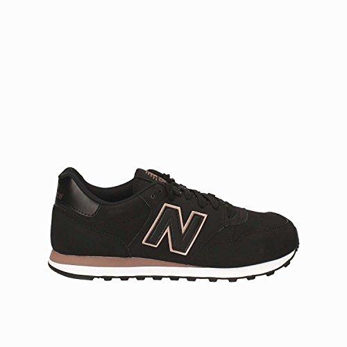 Shoes New Balance W 500 (GW500BR) Noir/ Or (Black/Gold)
