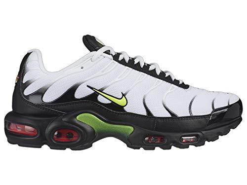 7673b431a521b Nike AIR MAX Plus TN Größe  8 Farbe  White Volt