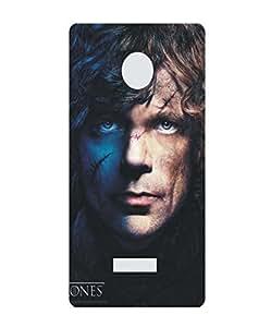 Techno Gadgets back Cover for Microsoft Lumia 435