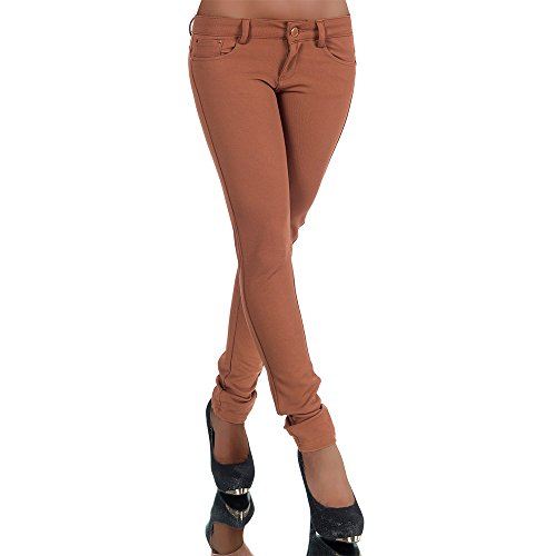 Damen Jeans Hose Röhre Leggings Leggins Treggings Jeggings Skinny Stoffhose