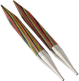 Knitpro symphonie - punte intercambiabili per ferri circolari, 100 mm, diverse misure 4.0