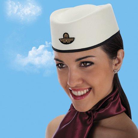 cappello-hostess