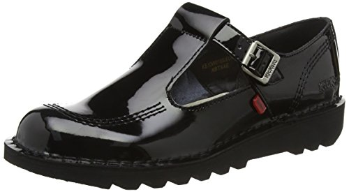Kickers Kick Lo Aztec, Women's Mary Jane, Black (Black), 7 UK (41...