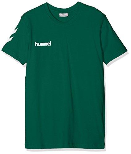 Hummel Jungen T-Shirt Core Tee, Evergreen, 140-152, 09-541-6140