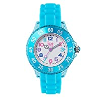 Ice-Watch - Ice Princess Turquoise - Girl's wristwatch met siliconen armband - 016415 (extra klein)