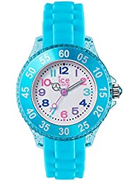 Ice-Watch - Ice Princess Turquoise - Montre Turquoise pour Fille avec Bracelet en Silicone - 016415 (Extra Small)