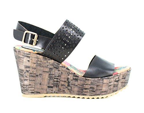 <span class='b_prefix'></span> Foreva Women's Wedge sandal