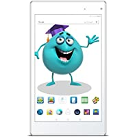Odys x610152Kiddy 820,32cm (8pouces) Tablette PC (Intel Atom Z3735, 1Go de RAM, 16Go HDD, Android) Blanc
