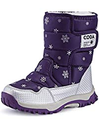 8d5233486335da SITAILE Kinderschuhe Mädchen Schuhe Winter Outdoor Warm Schneestiefel  Winterstiefel Gefüttert Stiefel Stiefeletten Boots für Jungen…