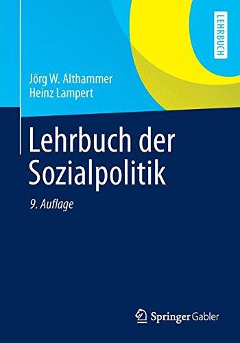 Lehrbuch der Sozialpolitik (Springer-Lehrbuch)