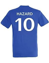 Chelsea FC Chelsea – Eden Hazard – Camiseta Oficial Talla Infantil 42ed8a6fed769