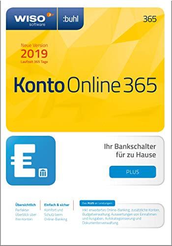 WISO Konto Online Plus 365 (aktuelle Version 2019) [Online Code]