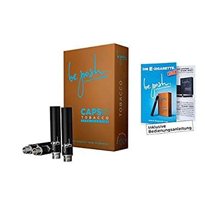 be posh CAPS Tobacco Zero von posh global GmbH
