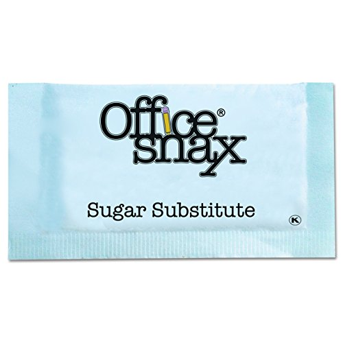 office-snax-00060-nutrasweet-blue-sweetener-2000-packets-carton-by-office-snax-inc