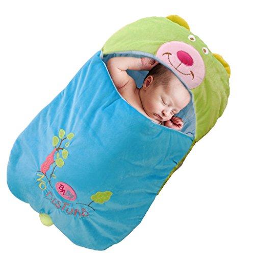 Baby Bucket Baby Bucket Soft Cotton Baby Boys & Baby Girl Sleeping Bag