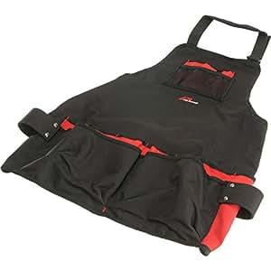 Präzise Engineered Plano Technic Schürze mit Werkzeugtaschen [1Stück]–W/3Jahre rescu3® Garantie