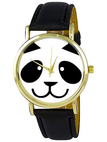 Addic I Love Panda Cute White Women\'s Watch