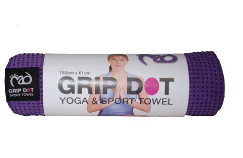 YogaMad Grip Dot – Mat Towels